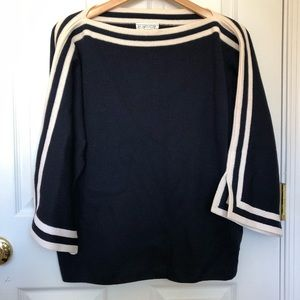 St. John Sport Oversized Sweater